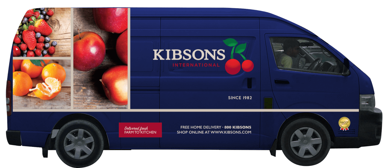 KIBSONS|Online fruits and vegetable delivery in Dubai